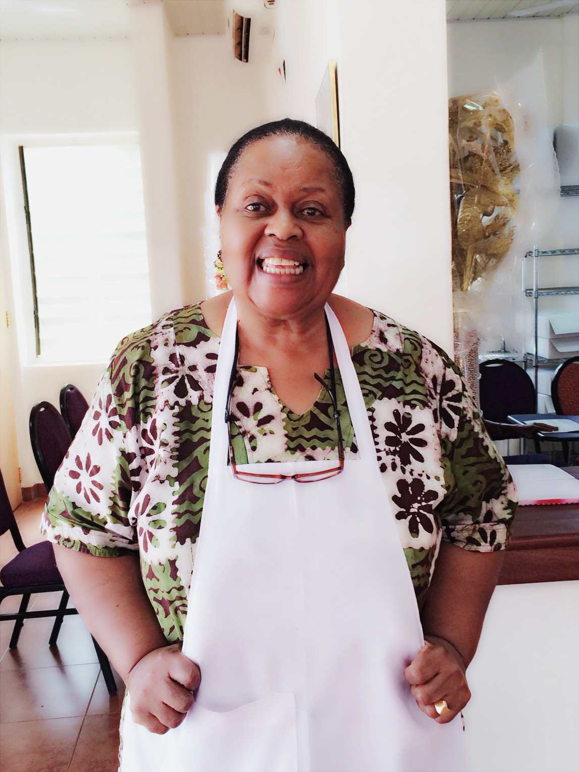 Mrs Blanche Agyeman of BakeShop Classics