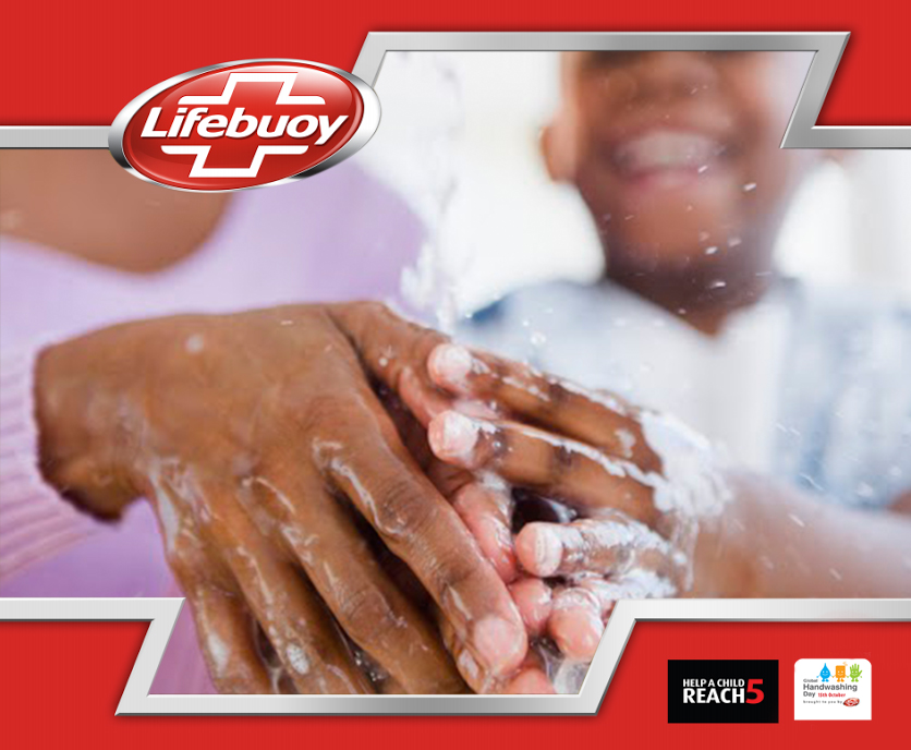 Teach Your Child To Wash Hands With Soap