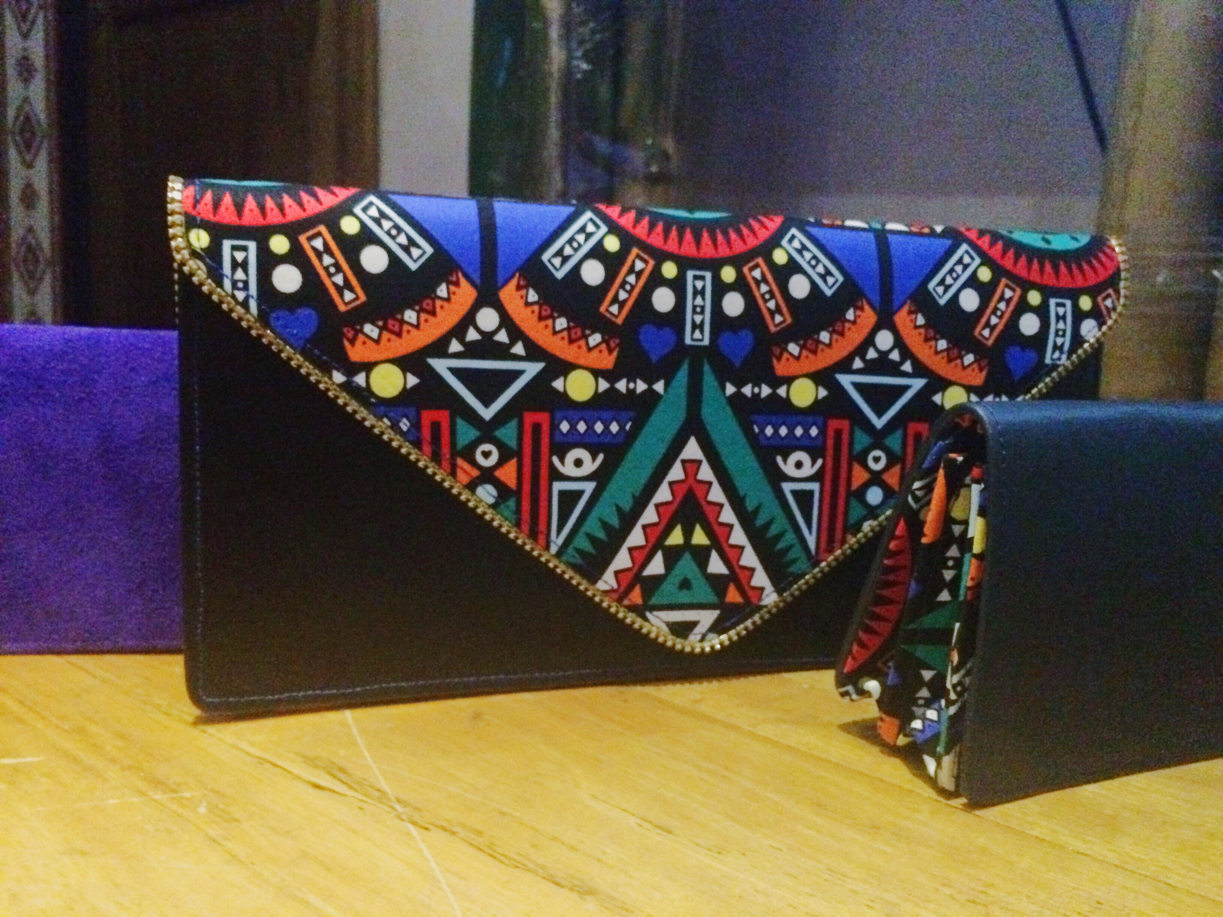 Clutches by Nuna Couture