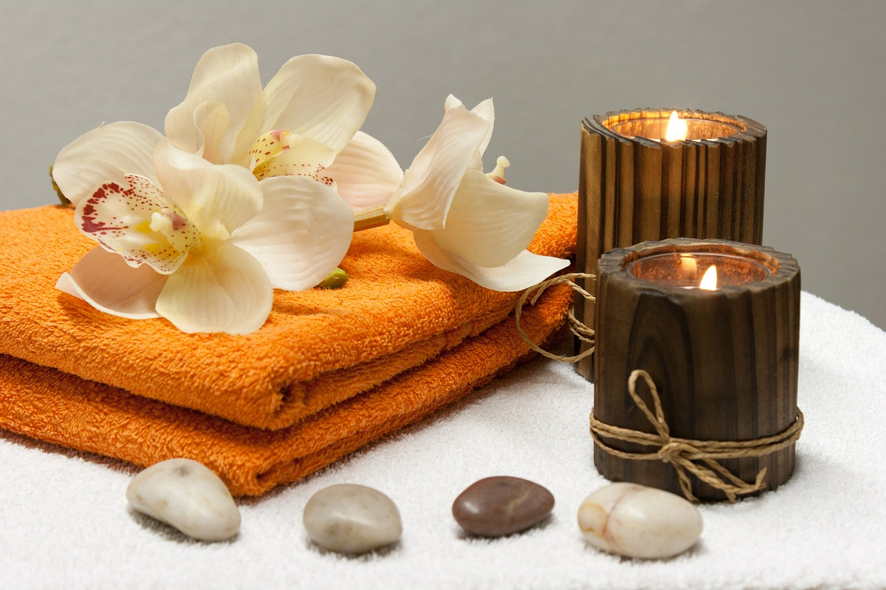 spend quality time pampering yourself