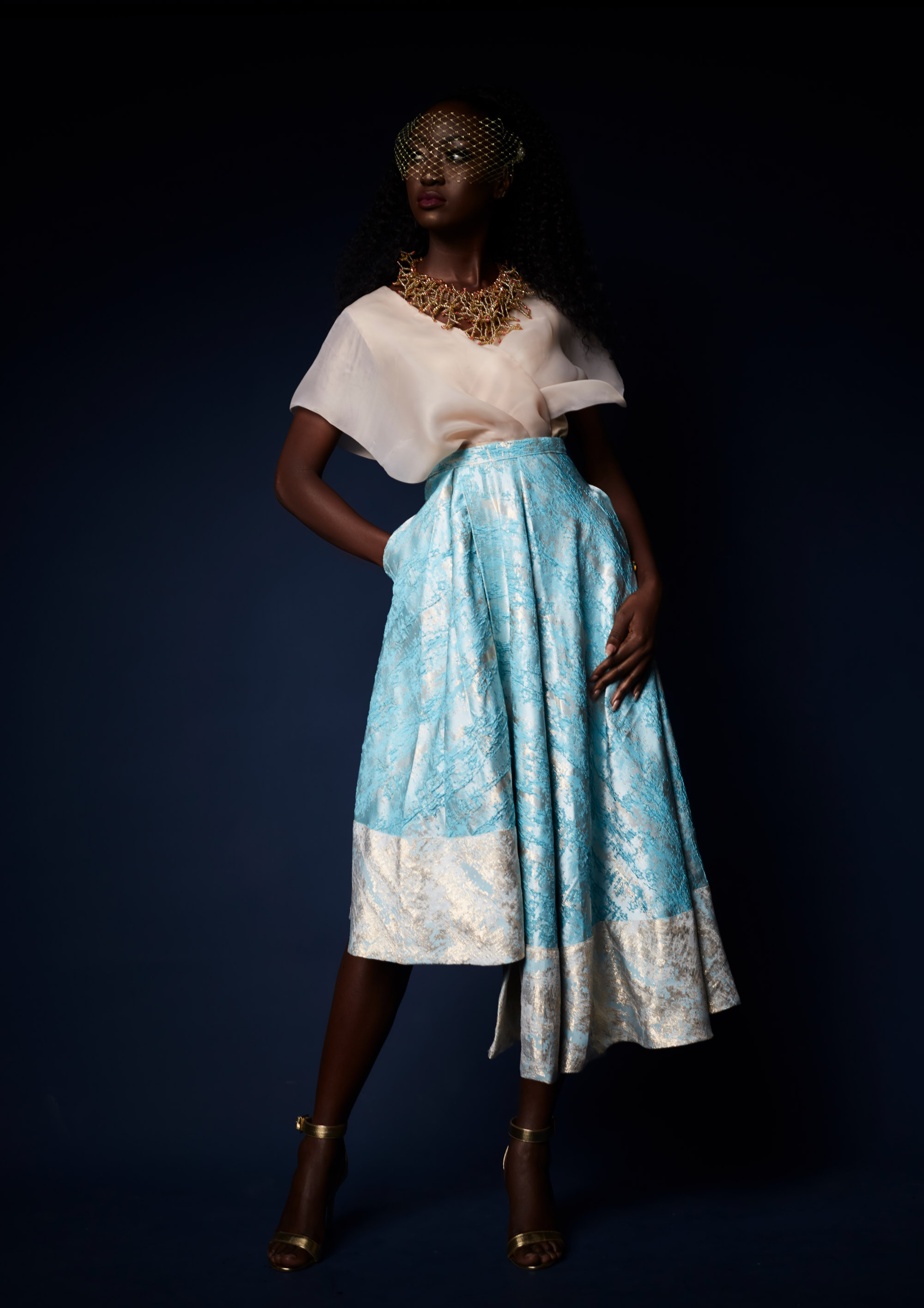 MOD - The Mila Blouse & Imani Skirt
