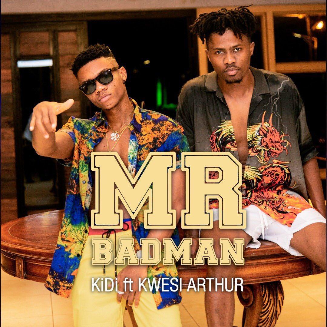 KidiMusic ft Kwesi Arthur ; Mr. BadMan