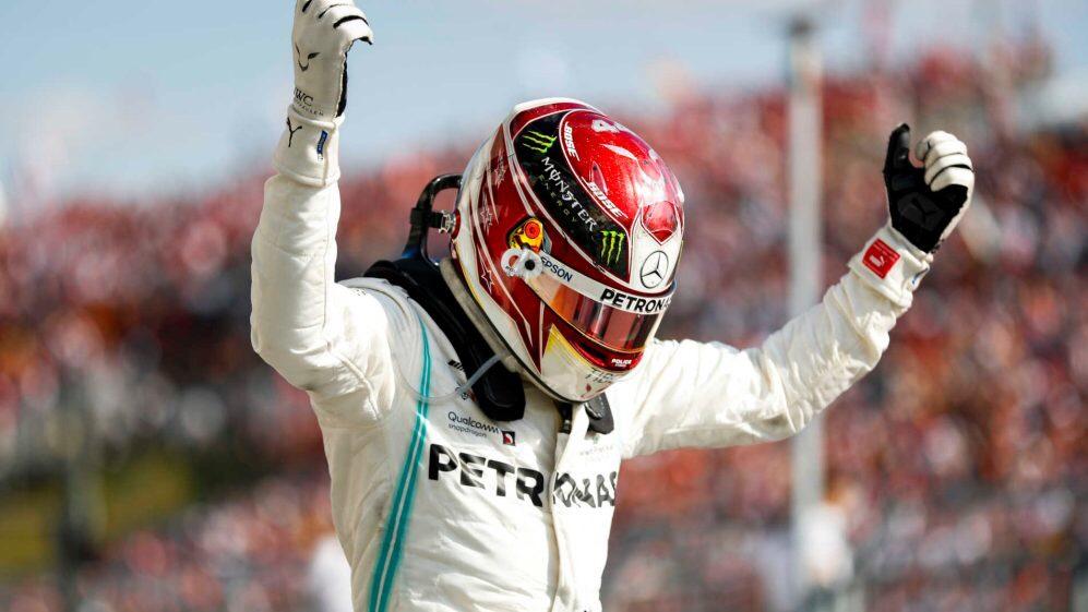 Lewis Hamilton Image @MotorSportImages