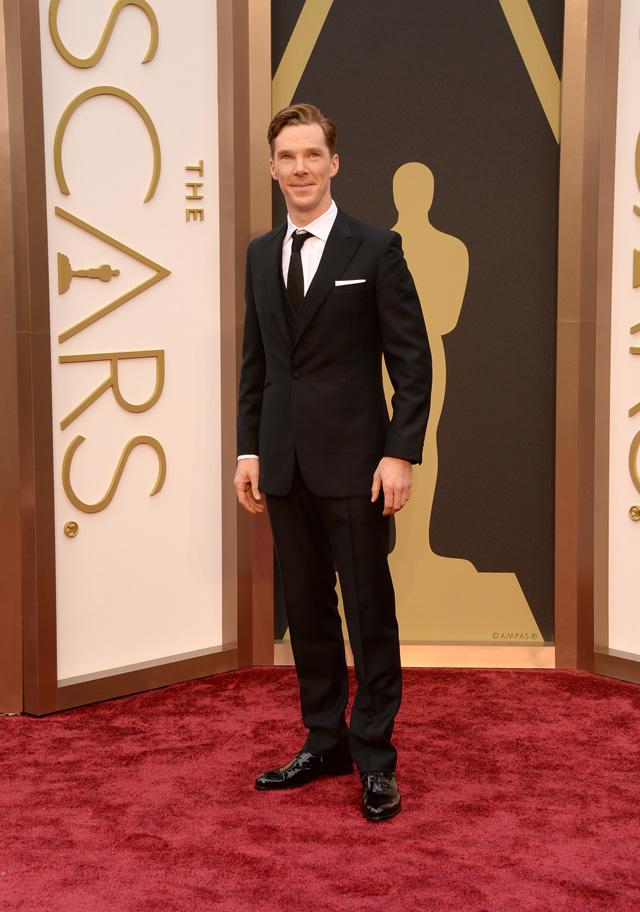 Benedict Cumberbatch aka Sherlock, enough said.