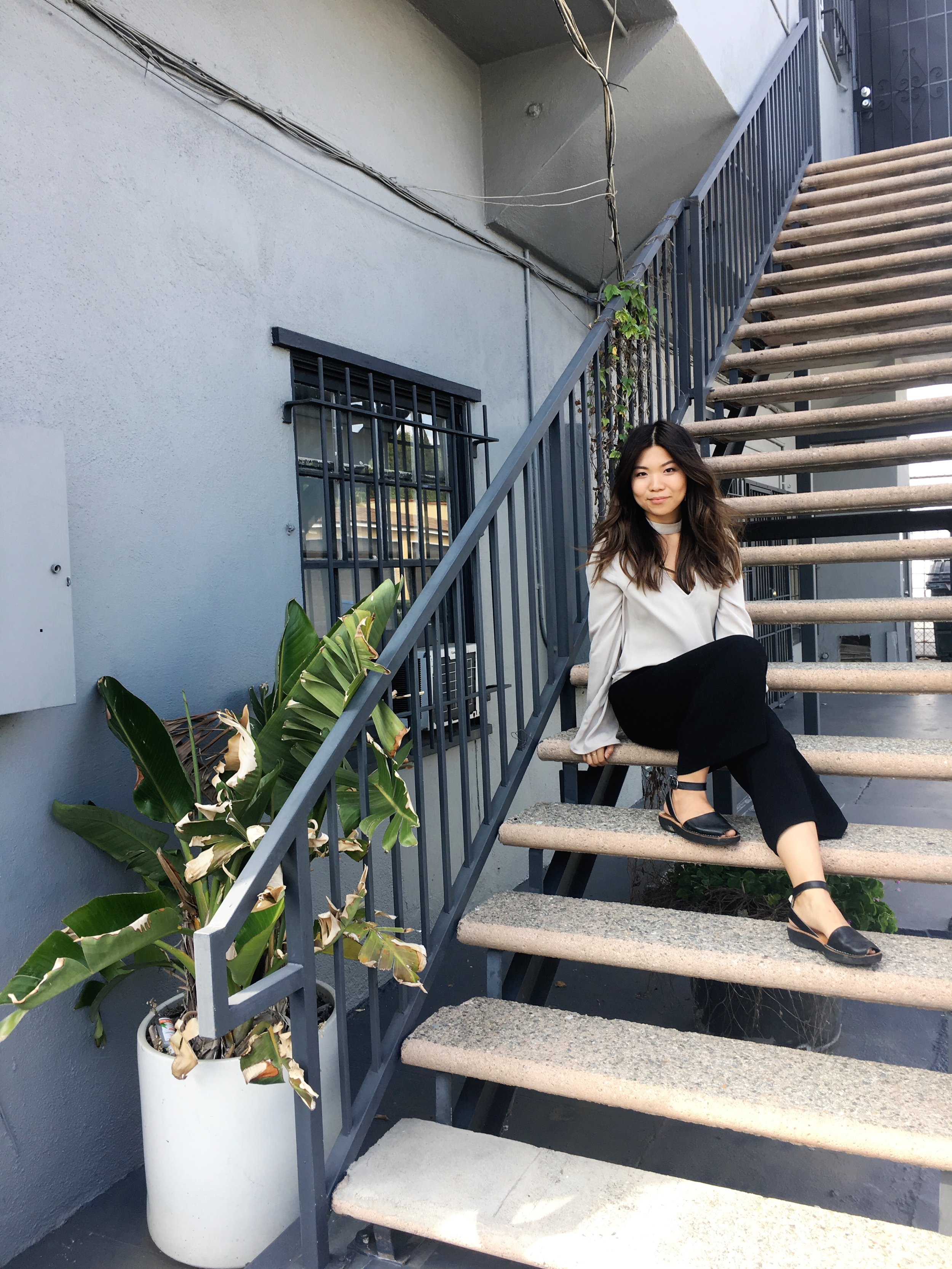 staircase pic