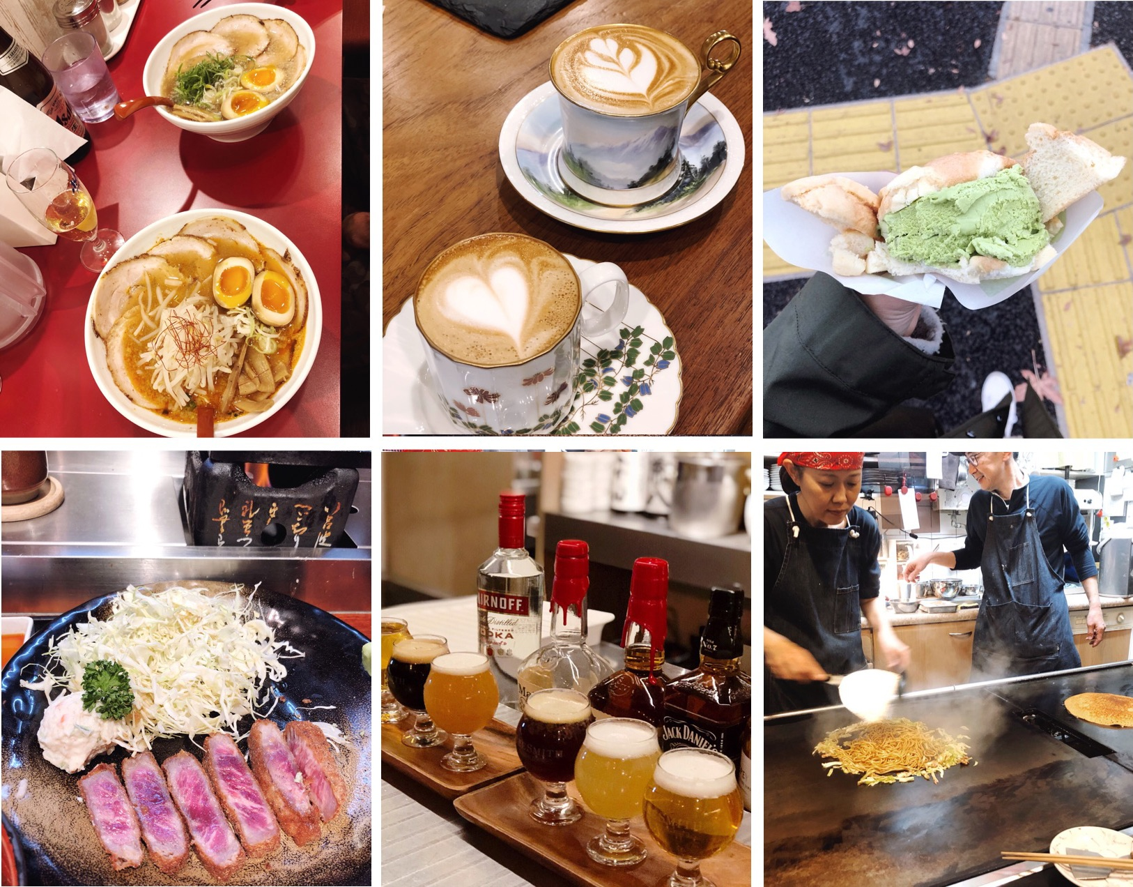 tokyo food japananese cuisine