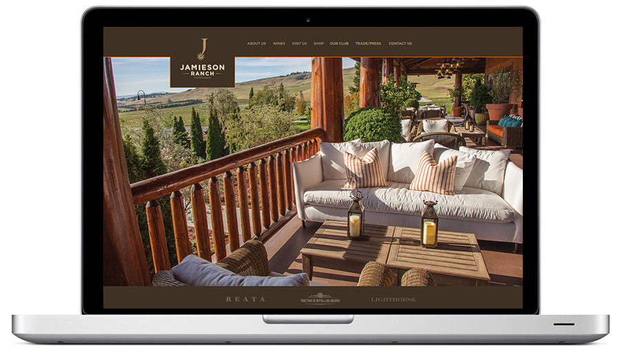Jamieson Ranch Website