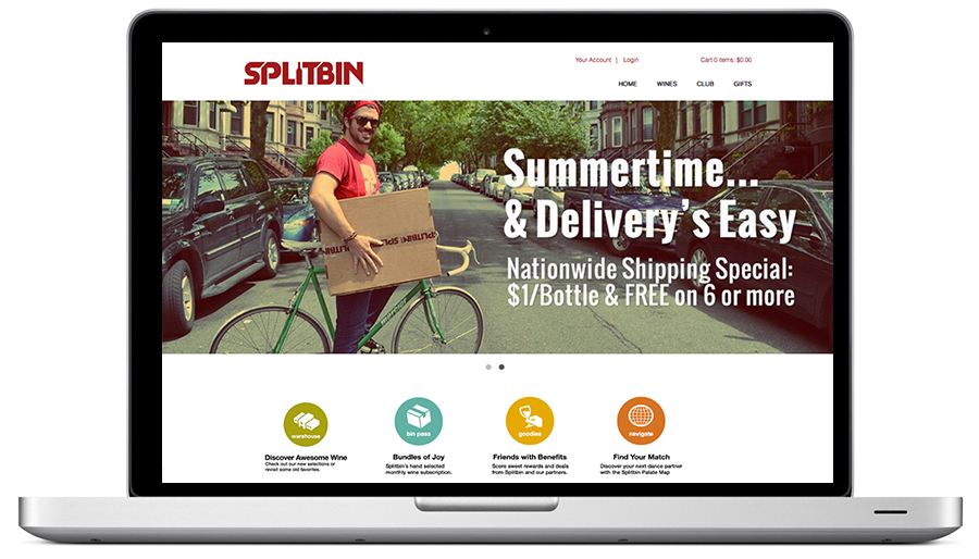 SplitBin Website