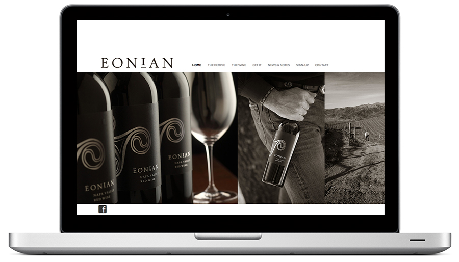 Eonian Wine Website