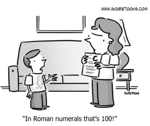 Amusing Math Cartoons — Math Learner