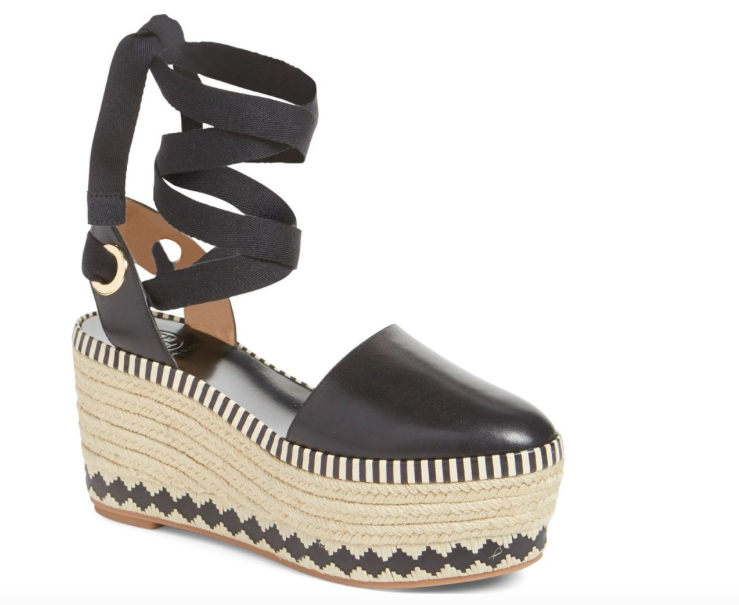 TORY BURCH PLATFORM - buy here