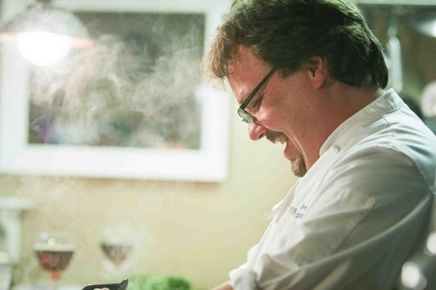 Chef Mark Eastman, Owner and Operator of Chefs' Haven