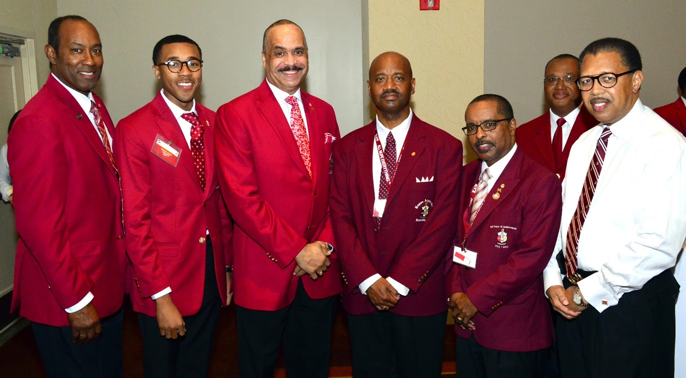 polemarch's reception - 72nd Province Council