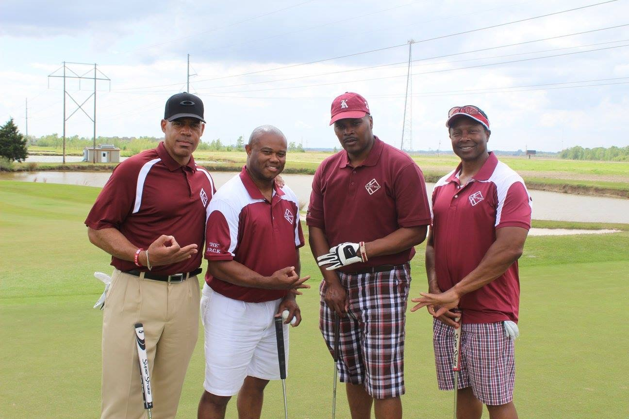 golf outing - 72nd Province Council