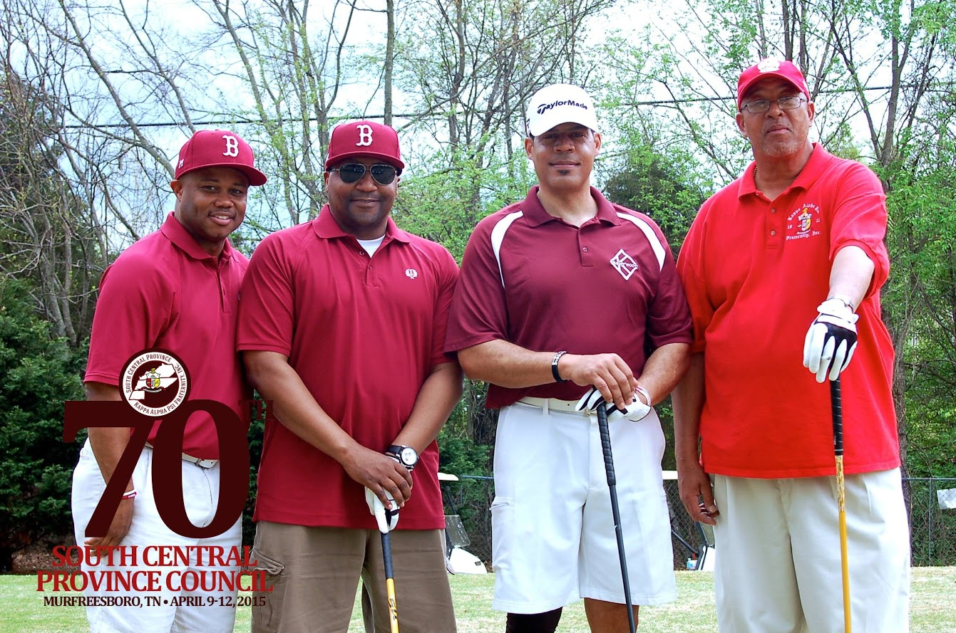 golf outing - 70th Province Council