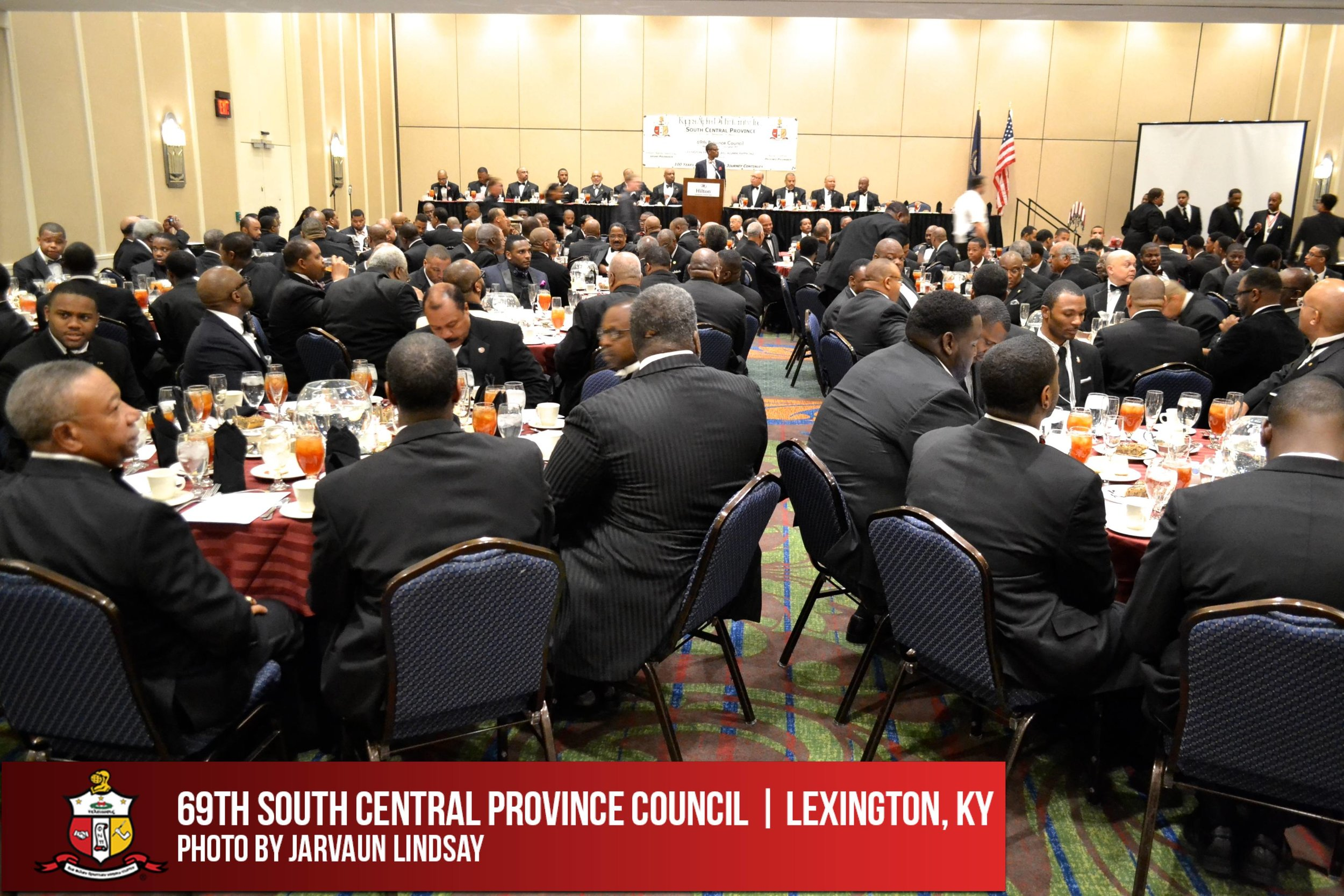 closed banquet - 69th Province Council