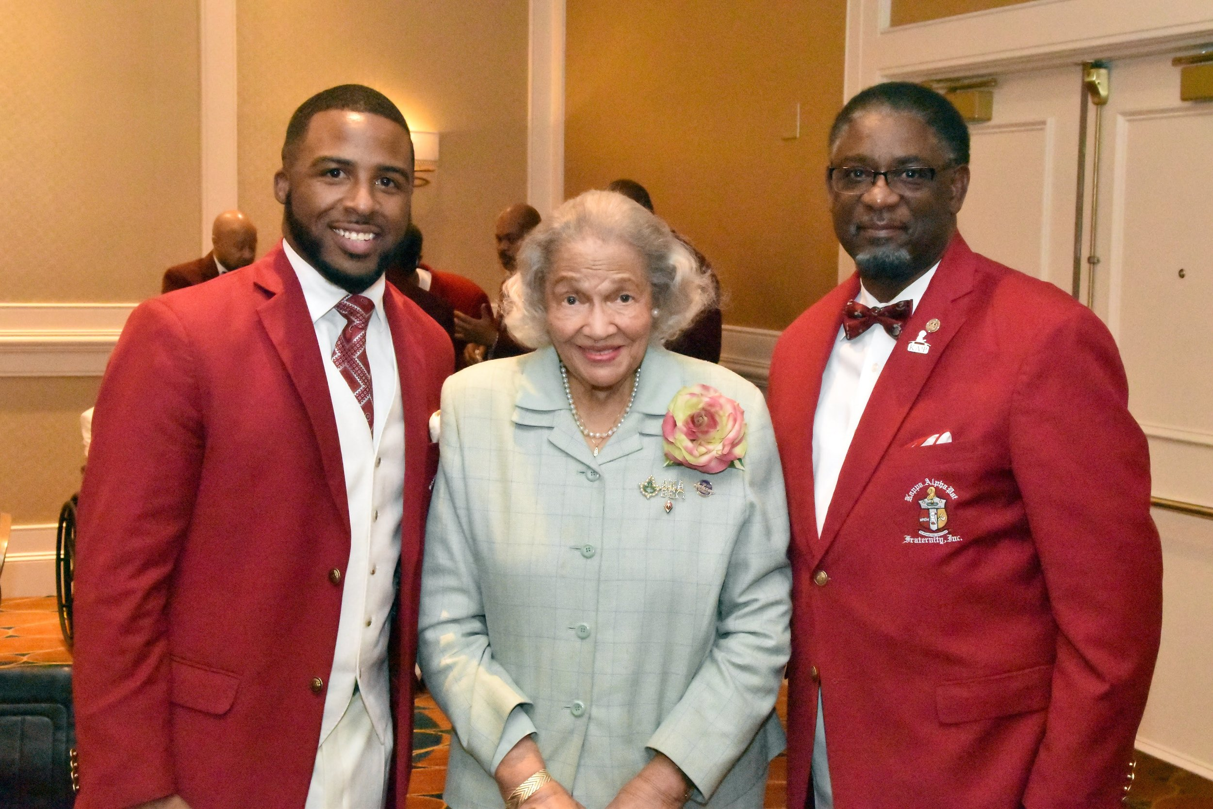 POLEMARCH'S RECEPTION - 73rd Province Council