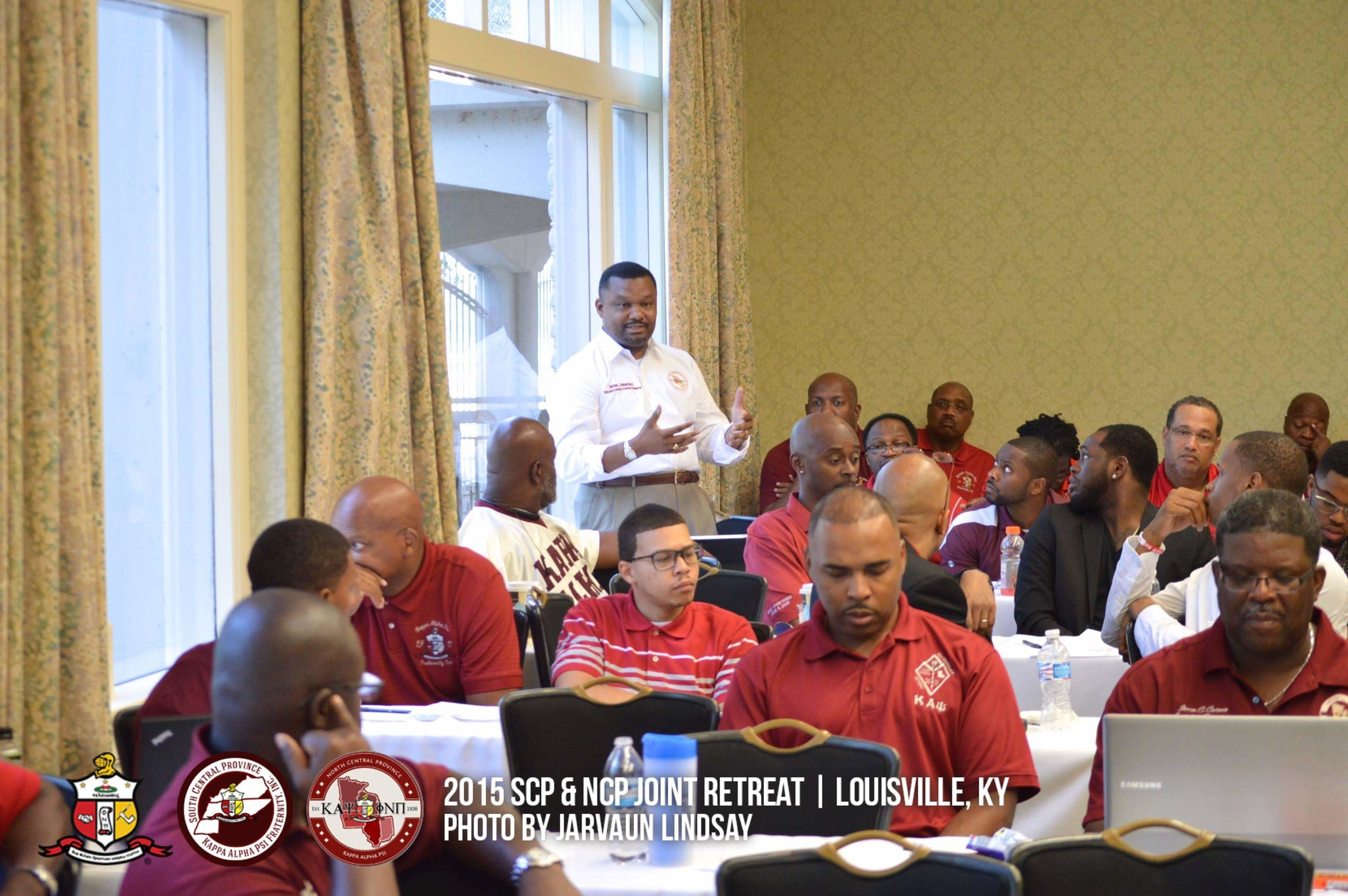 2015 JOINT SCP & NCP RETREAT - LOUISVILLE, KY