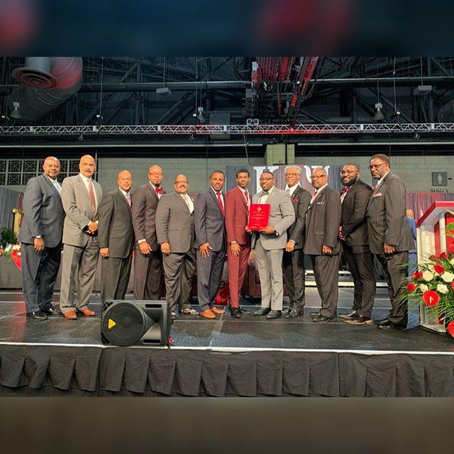 ‪Congratulations to Tennessee State University The Award Winning Alpha Theta NONE GREATER Chapter of Kappa Alpha Psi, Edward G. Irving Undergraduate Chapter of The Year‼️👌🏾 #3Peat‬