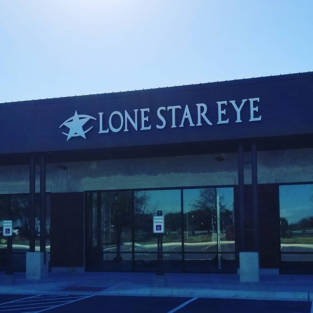 Our sign is up and we love it!  Take a drive down Southwest Parkway and check it out! 😎