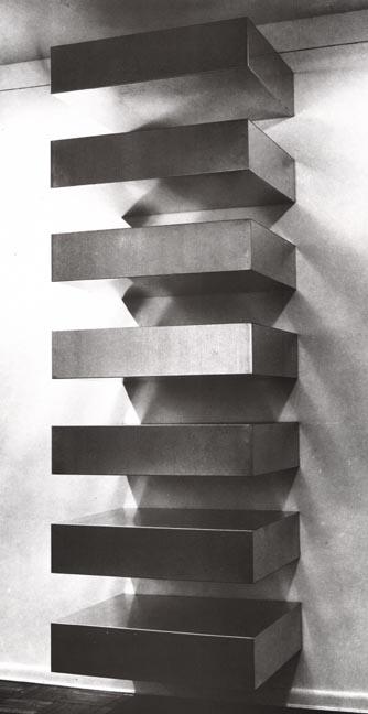 Donald Judd, Untitled , 1966.