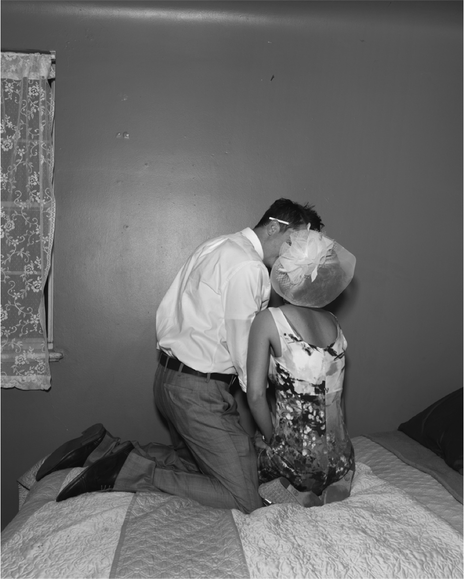 Photo:  Dave and Trish  by Alec Soth, from his recent work,   Songbook.