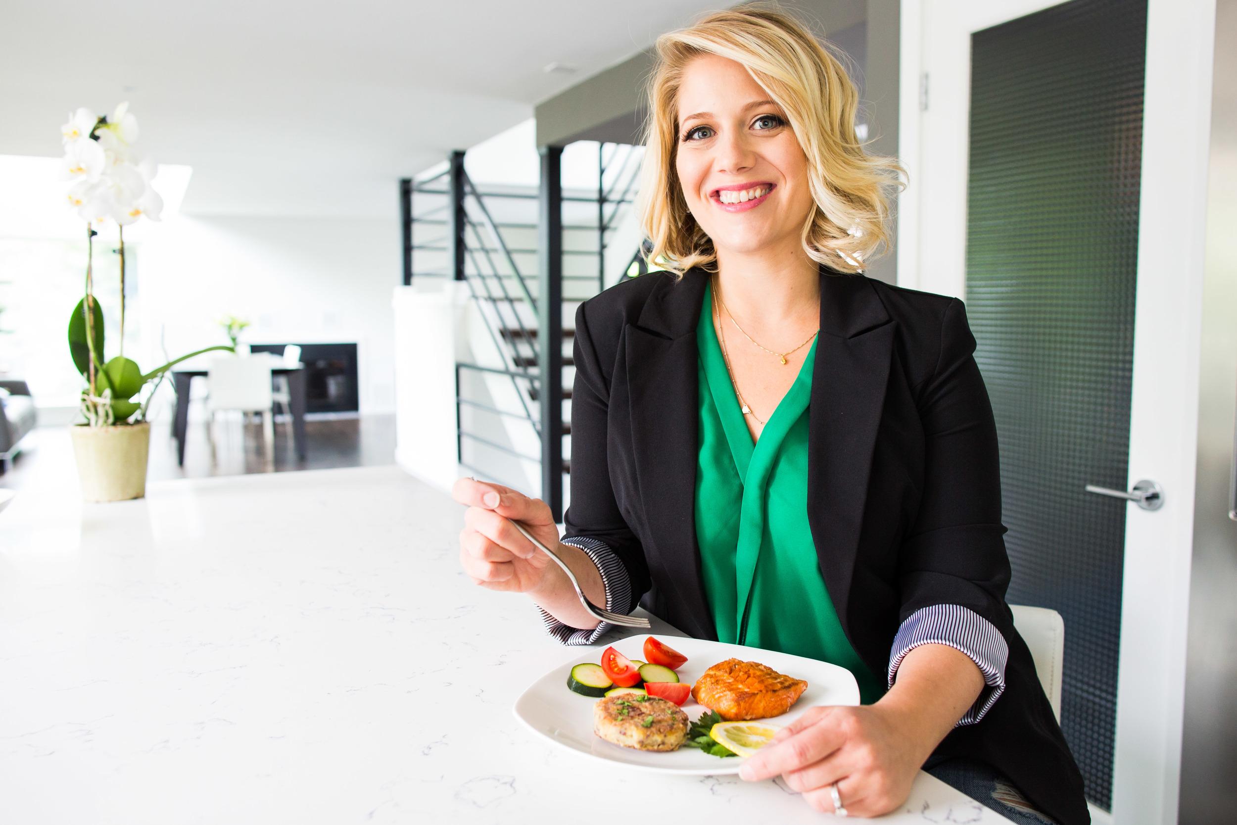 Chef Kirsten Helle