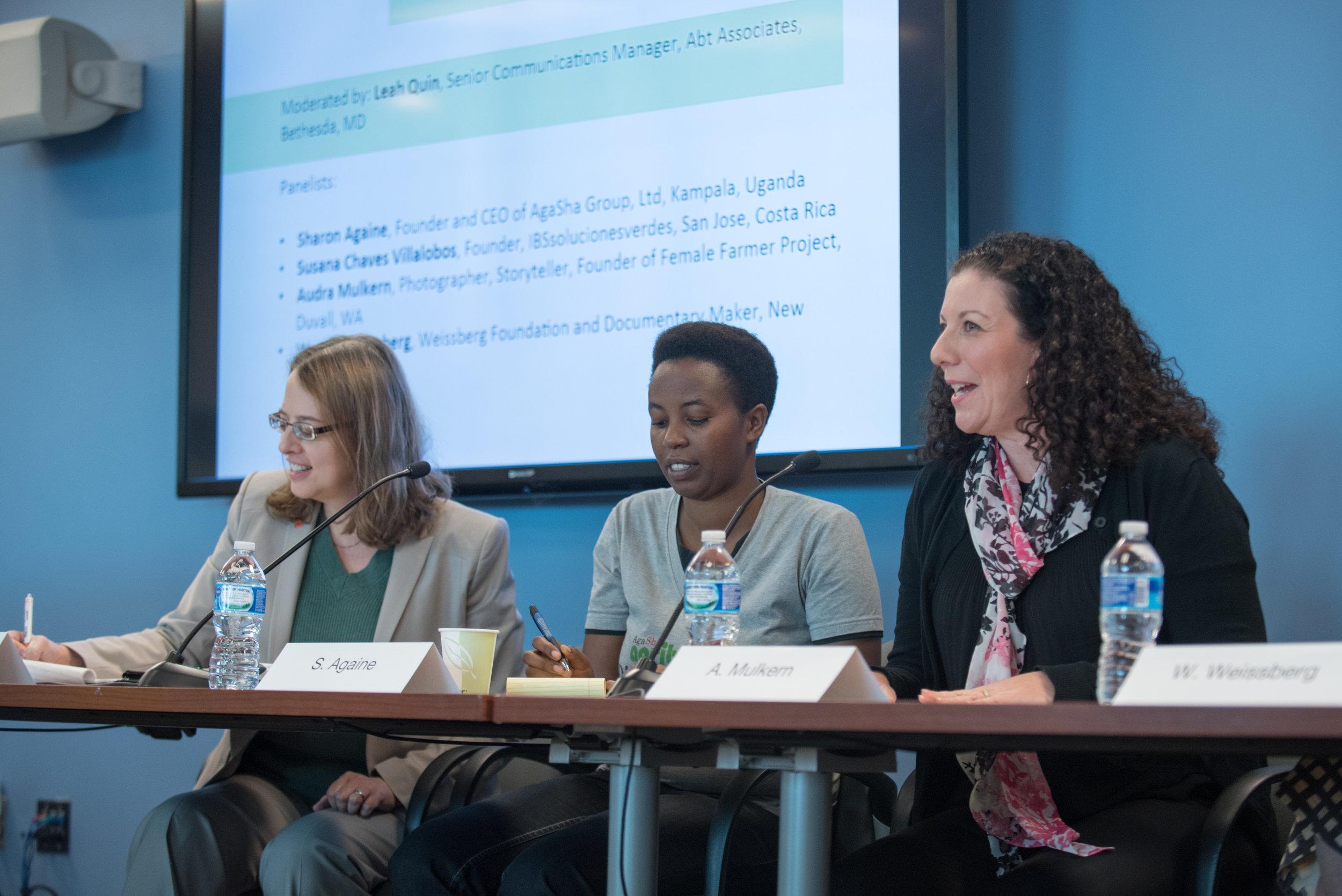 George Washington University, Elliot School of International Affairs, Global Gender Program