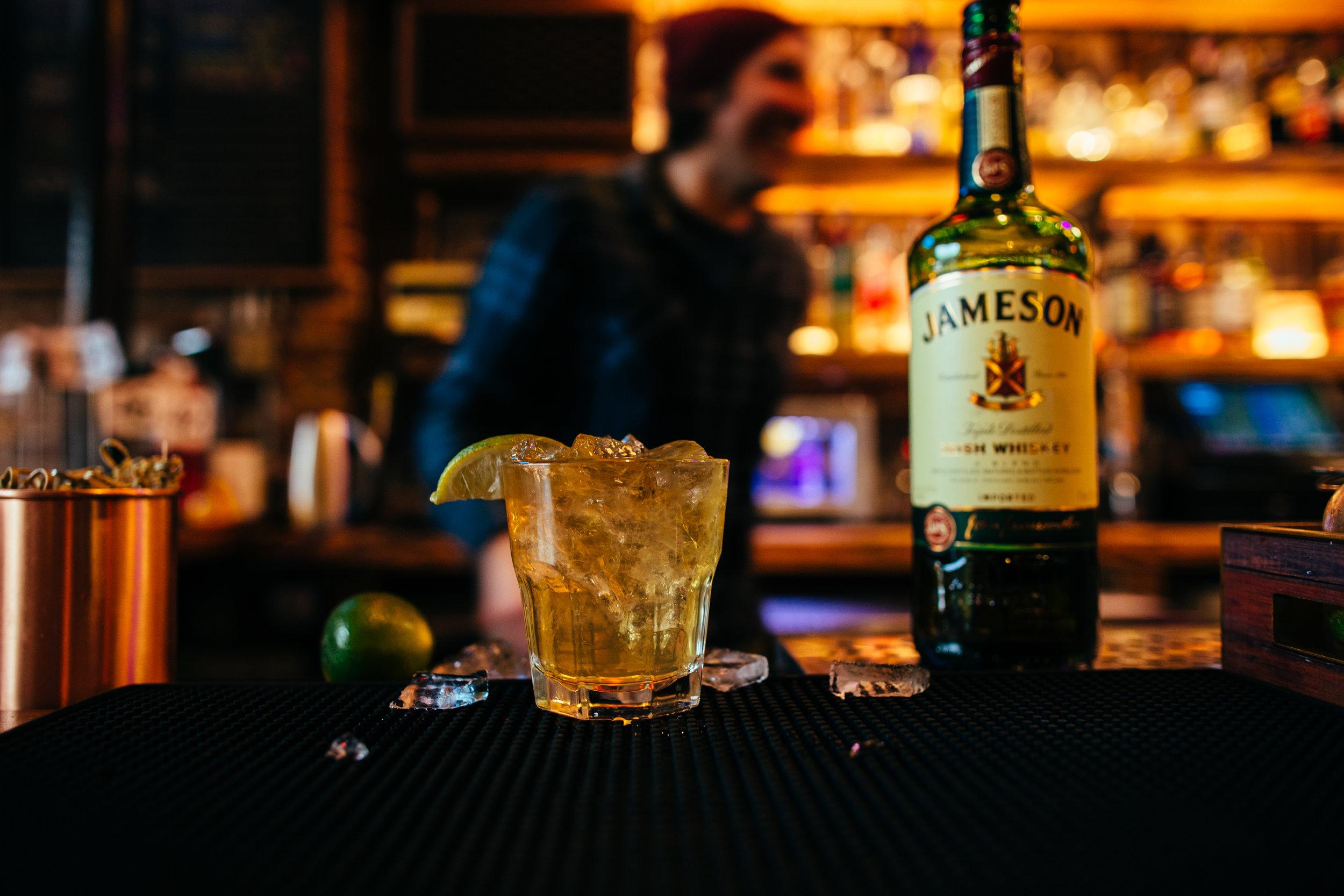 Jameson Whiskey | Runaway Bar