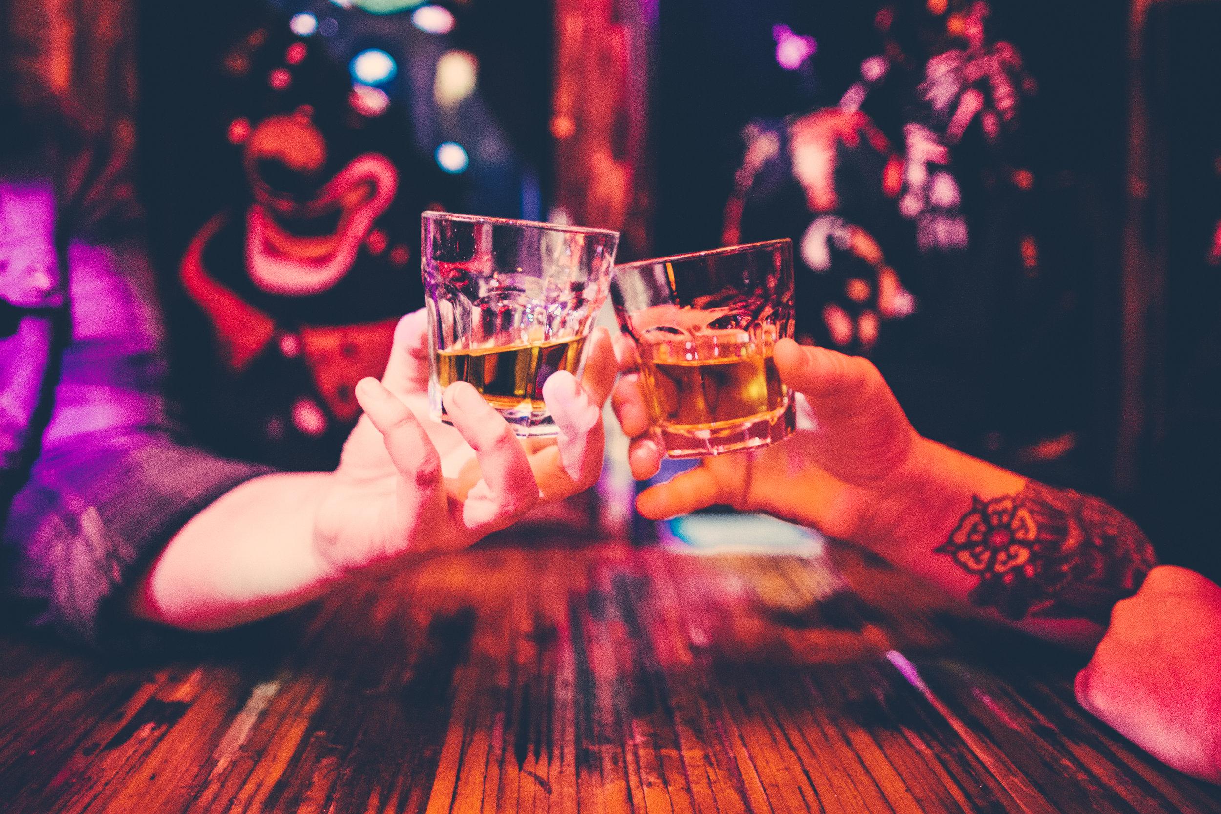 Jameson Whiskey | Cha Cha Lounge