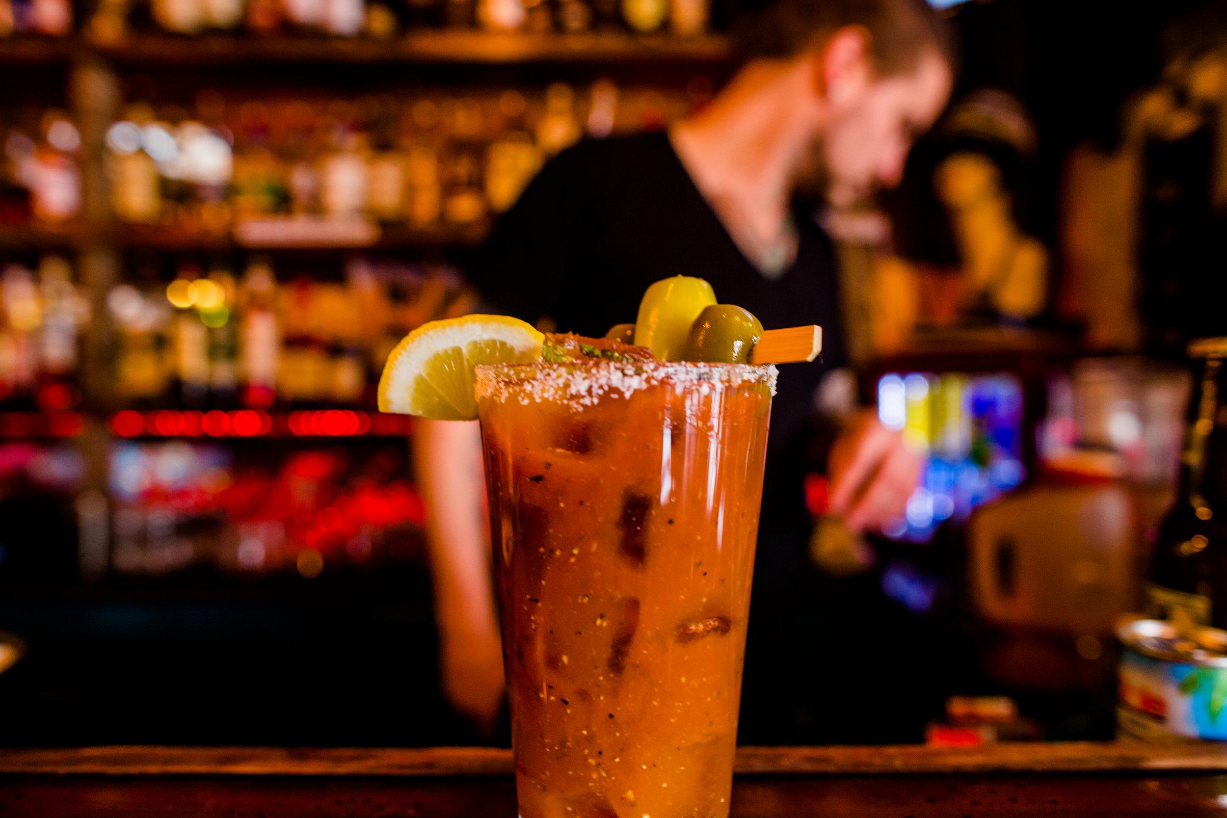 Jameson Whiskey | Octopus Bar