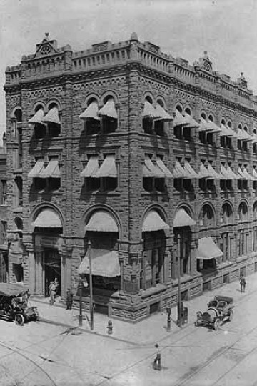 1912 Merchants National Bank and McColl Building