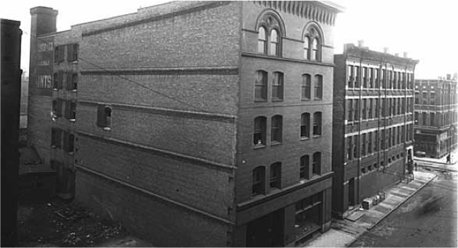 1910 Cass Gilbert Building