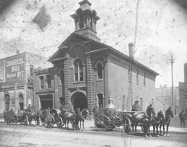 1900 Fire Station Number 2