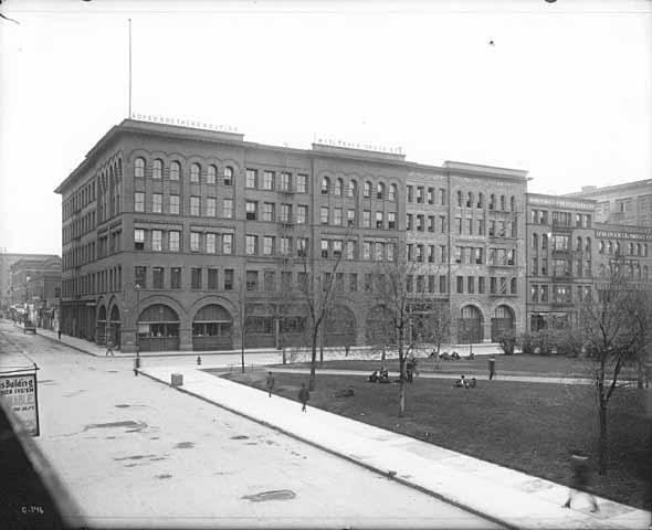 1910 Noyes Brothers and Cutler Wholesale Druggists Building