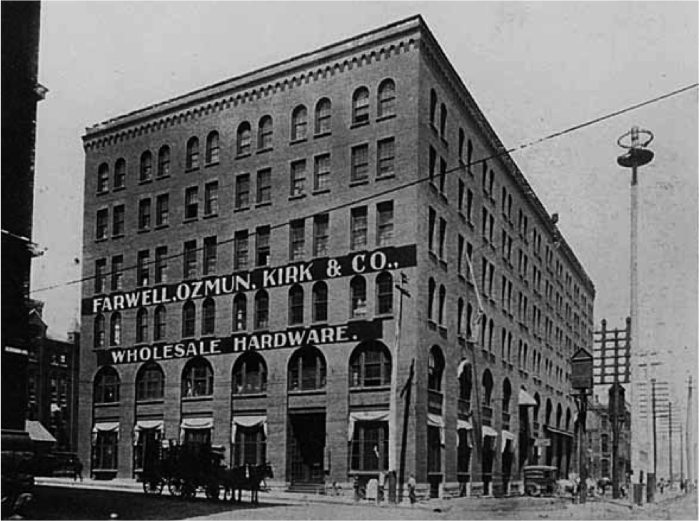 1902 Griggs and Fosters F.O.K. Building