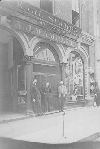 1883 Karl Simmon Drug Store, 331 Jackson Street Lowertown.jpg