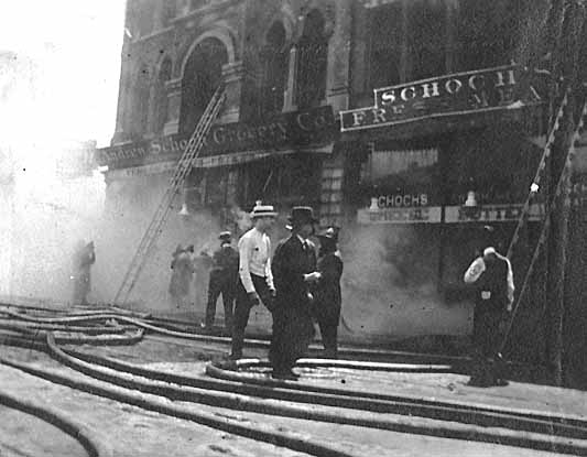 1895 Fire, Andrew Schoch Grocery, East Seventh Street Lowertown.jpg