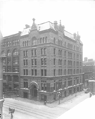 1906 The Scandinavian-American Bank, St. Paul, 395 Jackson Street Lowertown.jpg