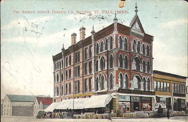 1909 Schoch Grocery Store Lowertown.jpg