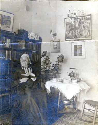 1910 Eliza Ann Gill, came to St. Paul in 1855 or 1856. Teacher at St. Paul's Parish School in Lowertown.jpg