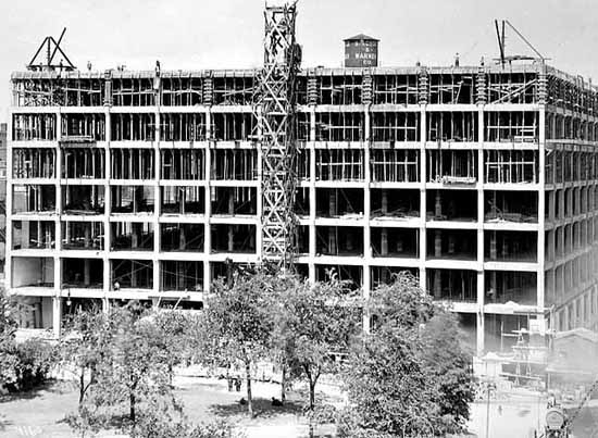 1911 Construction, Finch, Van Slyck and McConville building, 366 Wacouta Lowertown.jpg