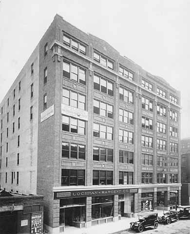 1916 Northwestern Electric Equipment Company, 174-178 East Sixth, and Cochran-Sargent Company, 180-184 East Sixth Lowertown.jpg