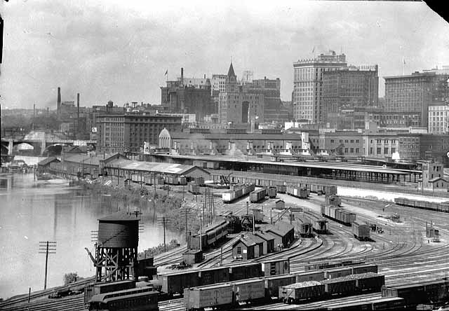 1927 Depot yards - Lowertown Lowertown.jpeg