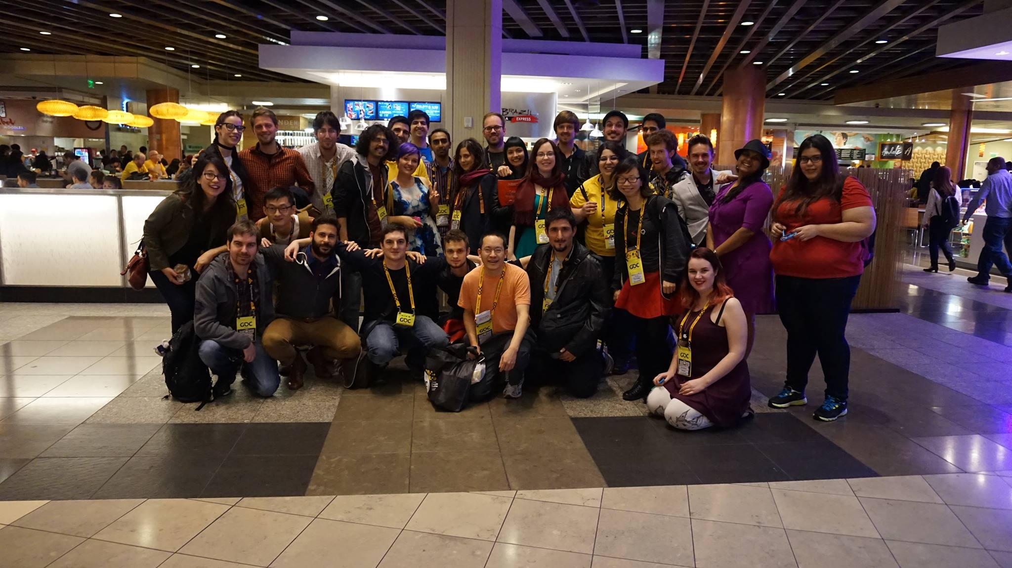 The GDC 2015 International Ambassadors
