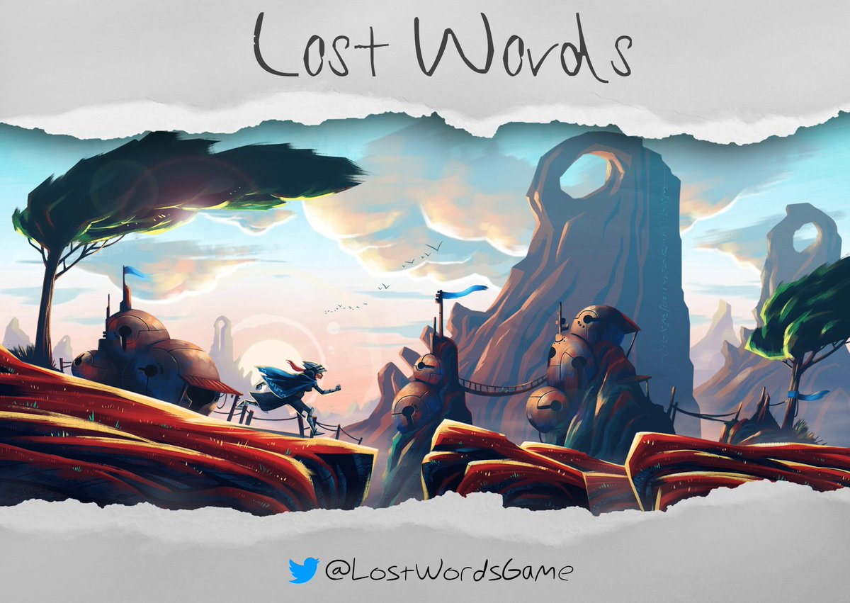 Lost Words - Sound Design & Wwise Implementation