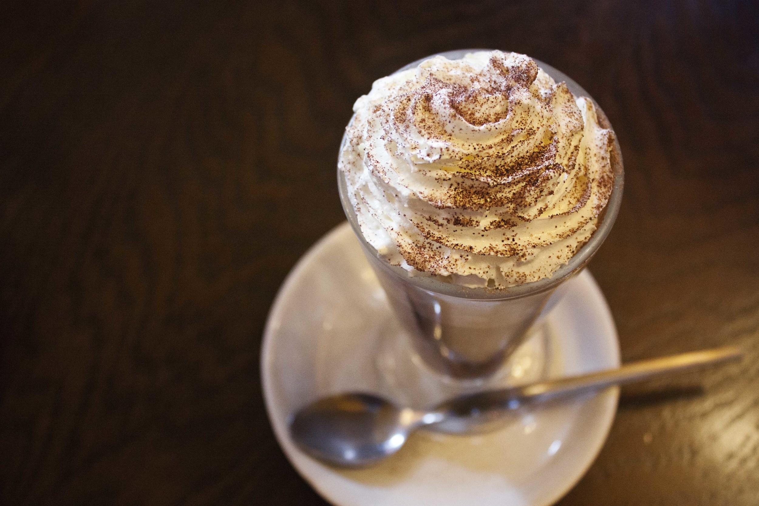 Chocolate milk with cream.jpg
