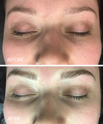 Microbladed brows by Annie  @TheArcherBrows