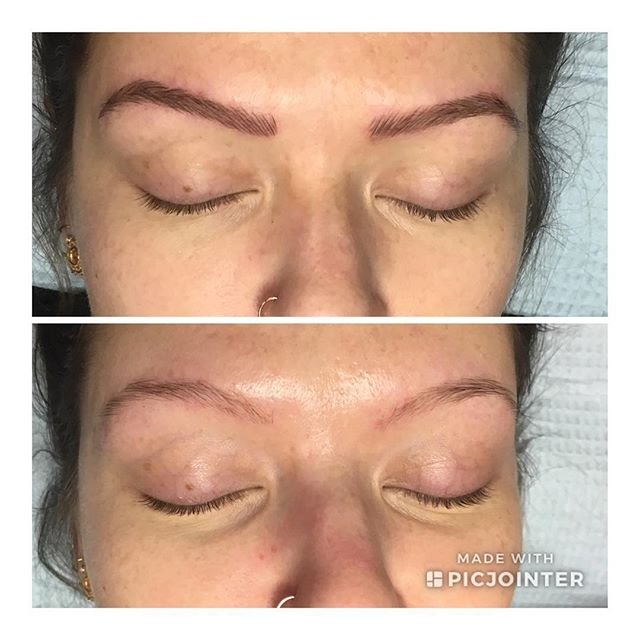 So excited about these brows, thank you so much for your trust!  Please go check out and follow my brow page @thearcherbrows  #microblading #pma #permanentmakeup #brows #tattoo #tattooedbrows #microbladedbrows #semipermanentmakeup #semipermanentbrows #semipermanenttattoo #sweatproofmakeup #sweatproofbrows #wakeupready #wakeuplikethis #nofussmakeup #nofussbrows #nofuss #stayready #mchenrycounty #crystallakeil #crystallake #supportlocal #smallbusiness #shoplocal #thearcherbrows