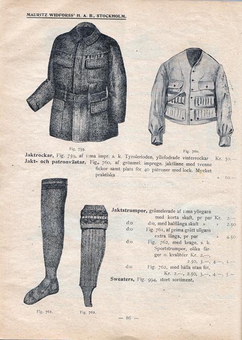 Reklama konfekcji męskiej produkowanej przez Mauritz Widforss/mat. promocyjne H&M
